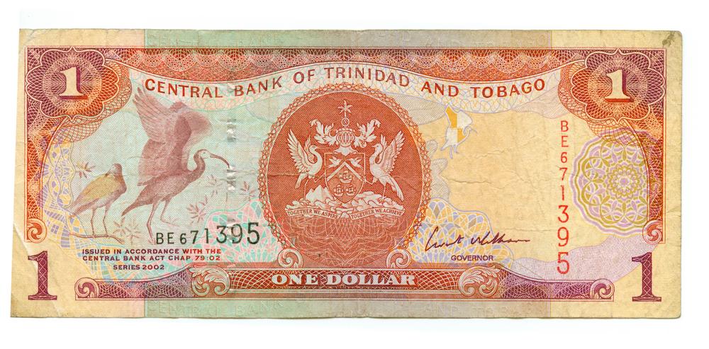 $1 TT bill