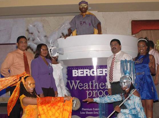 Berger Paints Product Launch