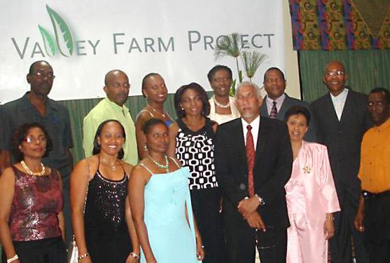 CDA Tucker Valley Farm Project Launch