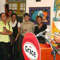 Grace Frozen Entree Product Launch