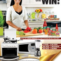 Grace Foods Contest Print Ad
