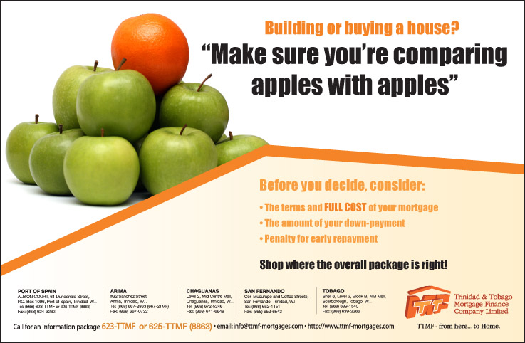 TTMF Comparing Apples with Apples