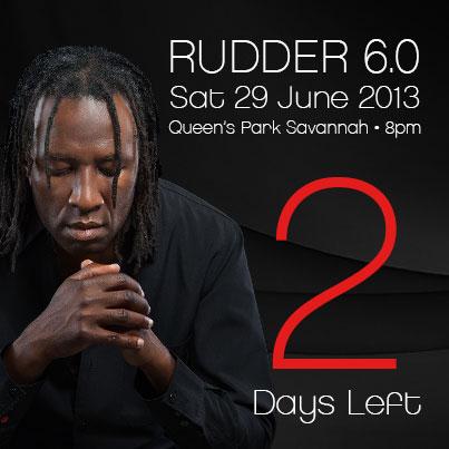 Rudder 6.0 Countdown